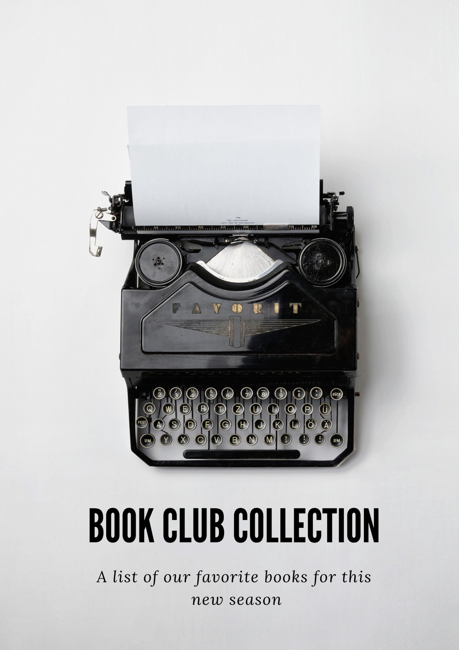 Book Club collection