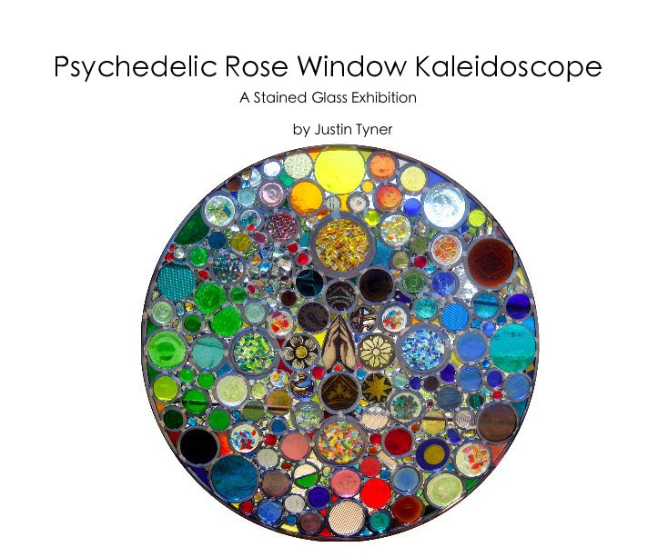 To order  Psychedelic Rose Window Kaleidoscope , please click    HERE.
