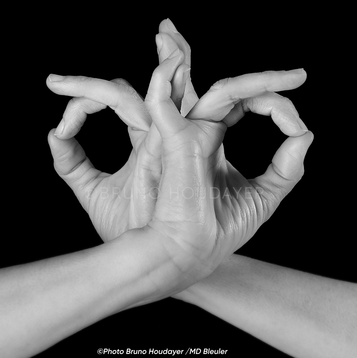 "Mudra ""Les Yeux Profonds du Cœur"" © Photo Bruno Houdayer / MD Bleuler"