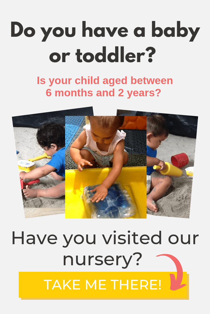 Do you have a baby or toddler? Visit Giggles Rainbow Kidz today!
