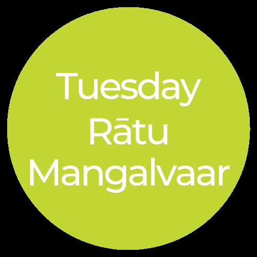 Tuesday - ratu-mangalveer