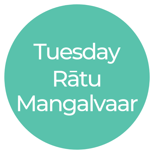 2 Tuesday - Ratu - Mangalvaar.png