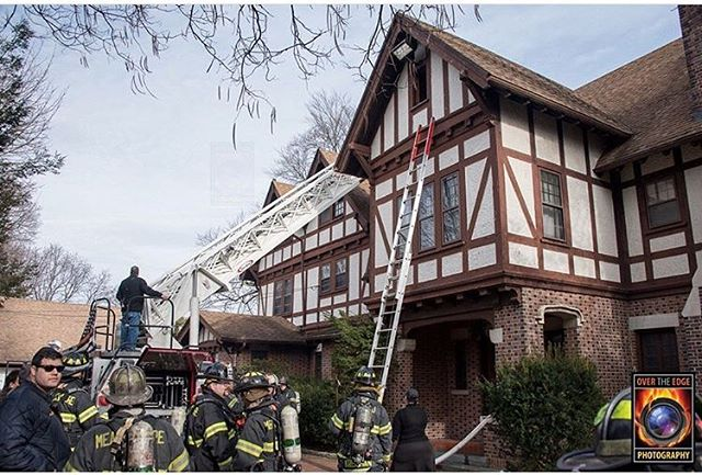 GENERAL ALARM, HOUSE FIRE: ROOF ON FIRE at 54 CAUSEWAY, Lawrence  c/s: PEARSALL PL and LARCH HILL RD . . 15:27:28.  On Wednesday March 13 at approximately 3:27pm LCFD was dispatched to a report of a roof on fire. Upon arrival, LCFD Chiefs transmitted a fire in the attic. Engine 326 and additional Fire units were able to knock the fire down quickly with no reported injuries.  GENERAL ALARM, HOUSE FIRE: ROOF ON FIRE at 54 CAUSEWAY, Lawrence  c/s: PEARSALL PL and LARCH HILL RD . . 15:27:28.  Fire Departments on scene: Woodmere FD, Inwood FD, Long Beach FD & Hewlett FD.  Photo courtesy of @overtheedgephoto