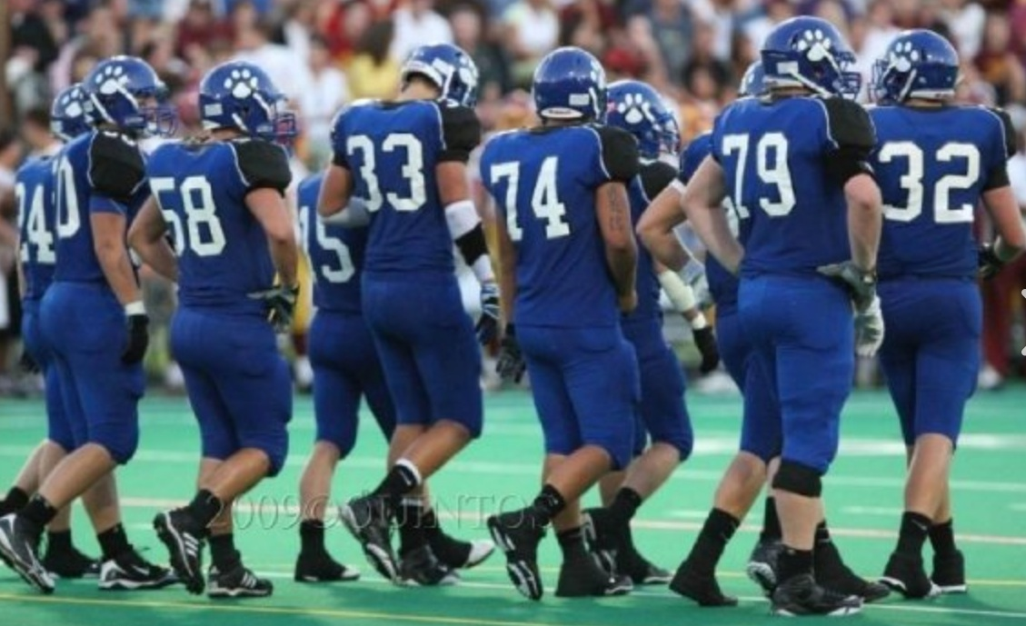 2009 Bothell cougars. One of the best teams Bothell has ever had.