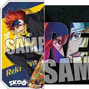 Reki Kyan Sticker 2pc Set Otaku Anime