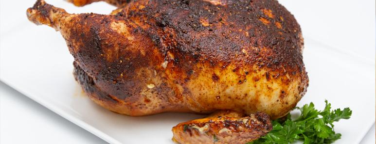 Citrus & Sumac Whole Roast Chicken