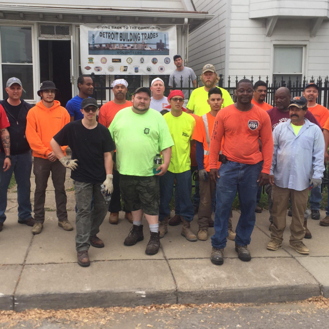 On Demand Labor - The Laborers Union can provide you with skilled trades people whenever and wherever you need them. When your project is complete, our Members return to the hall for the next job.