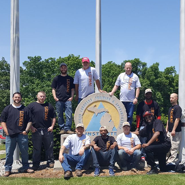 Apprenticeship & Training - Throughout the 1940s, the Laborers Union established our DOL registered apprenticeship and training program. Our training has grown into a world class program that trains new generations of Laborers and helps active Members sharpen their skills.