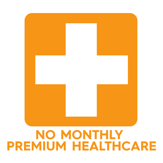 Incredible Healthcare - Our Union has excellent insurance which is provided at no monthly cost to our Members.