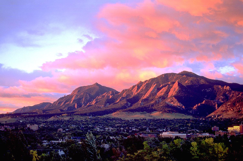 Boulder & Golden