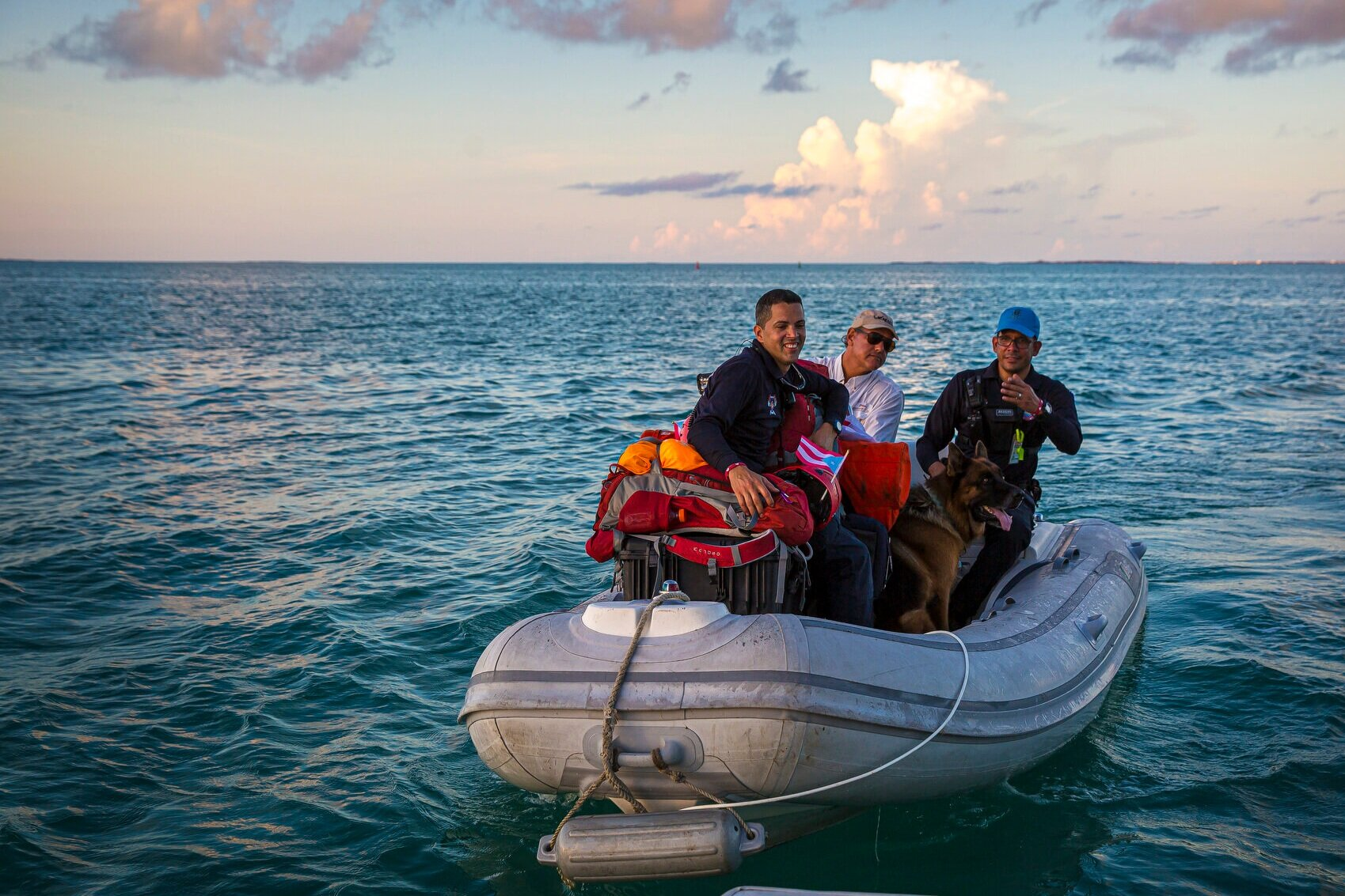Search + Rescue - In partnership with the Municipality of San Juan, CORE deployed a search and rescue team seasoned from their first-hand experience responding to Hurricane Maria in Puerto Rico.