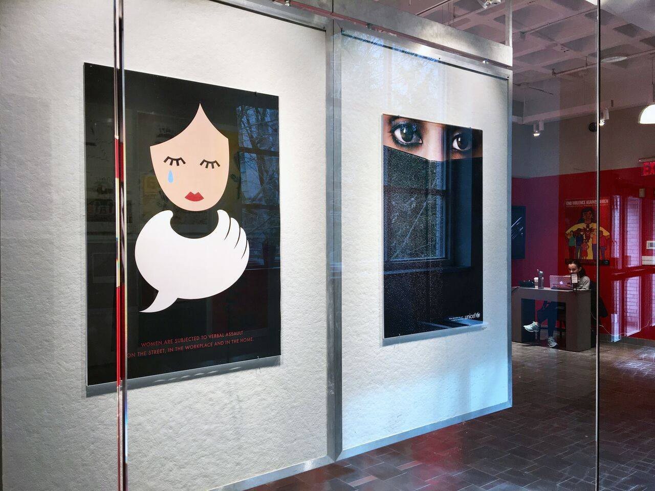 Gallery 360, Northeastern University Boston, 2017
