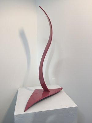 Dennis Leri, Signorina, painted welded steel, 20 x 12 x 6 in  $3500