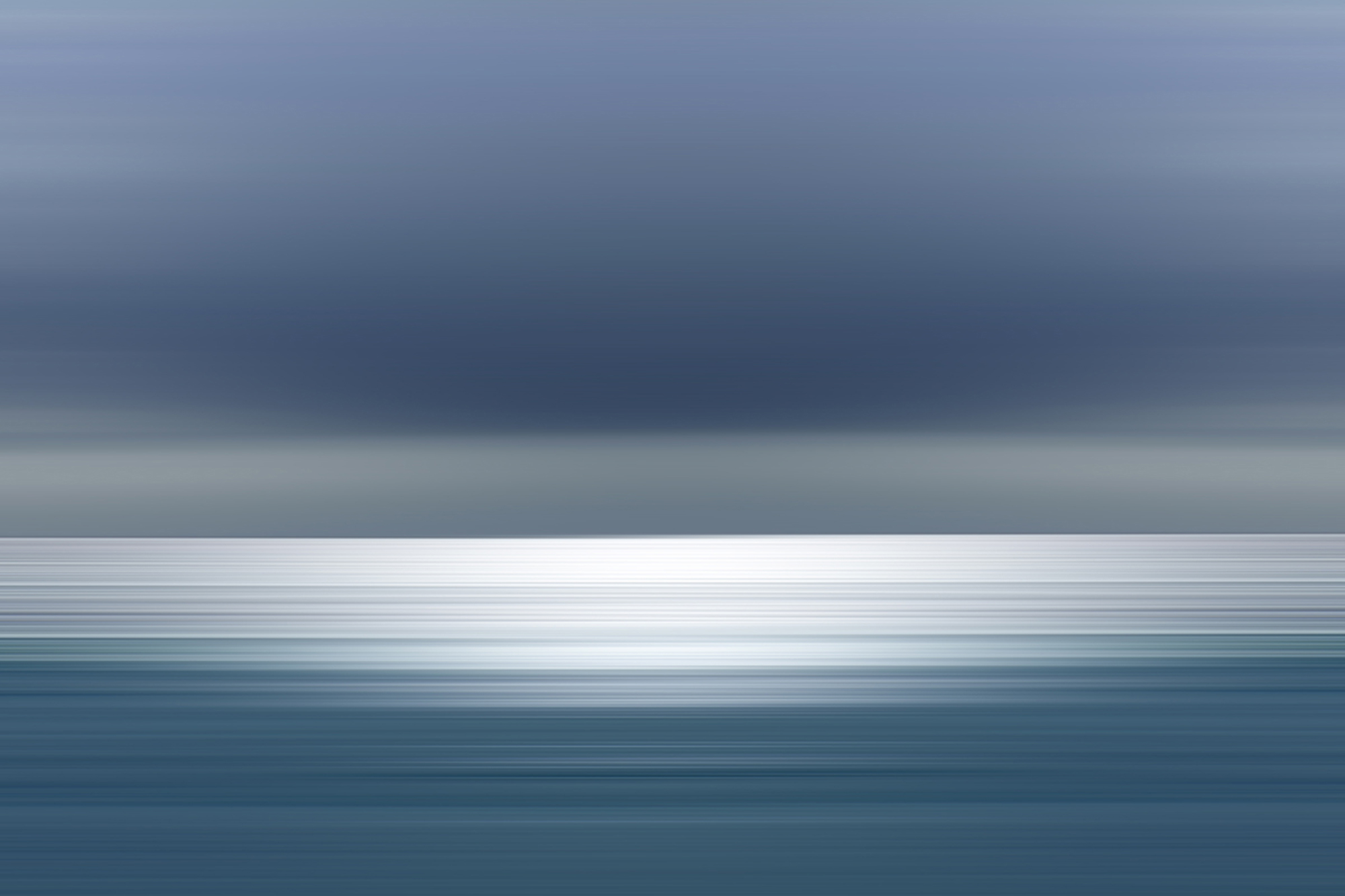 Light and Sea Moonlighting, 2018, photograph on plexiglass, 42 x 60 in, edition of 10, $9,500 (other sizes available, priced accordingly)