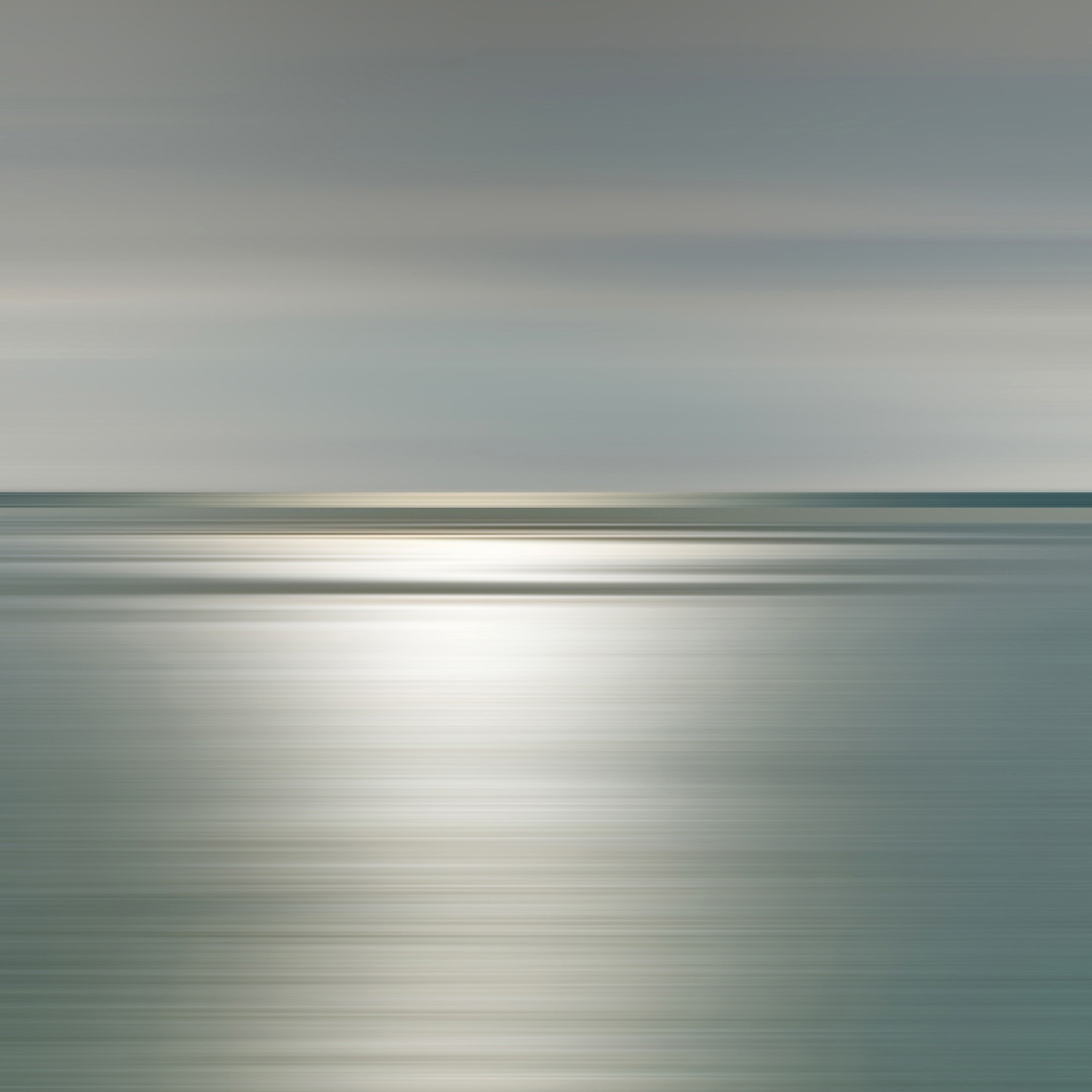 Light and Sea Silver Lounge, 2019, photograph on plexiglass, 40 x 40 in, edition of 10, $7,500 (other sizes available, priced accordingly)
