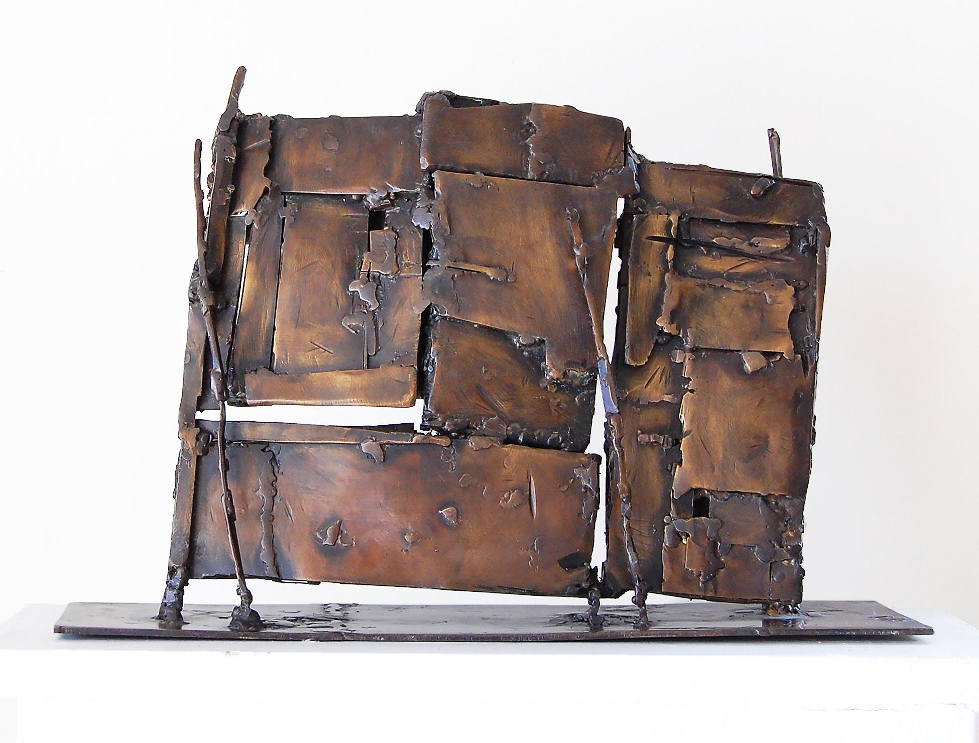 Critos Way, 2012, bronze, 14 in, $5,000