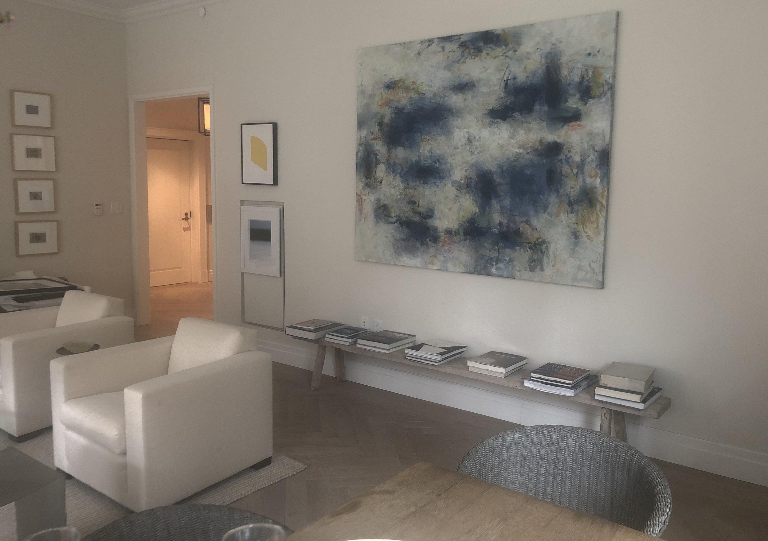 Raymond's work in situ