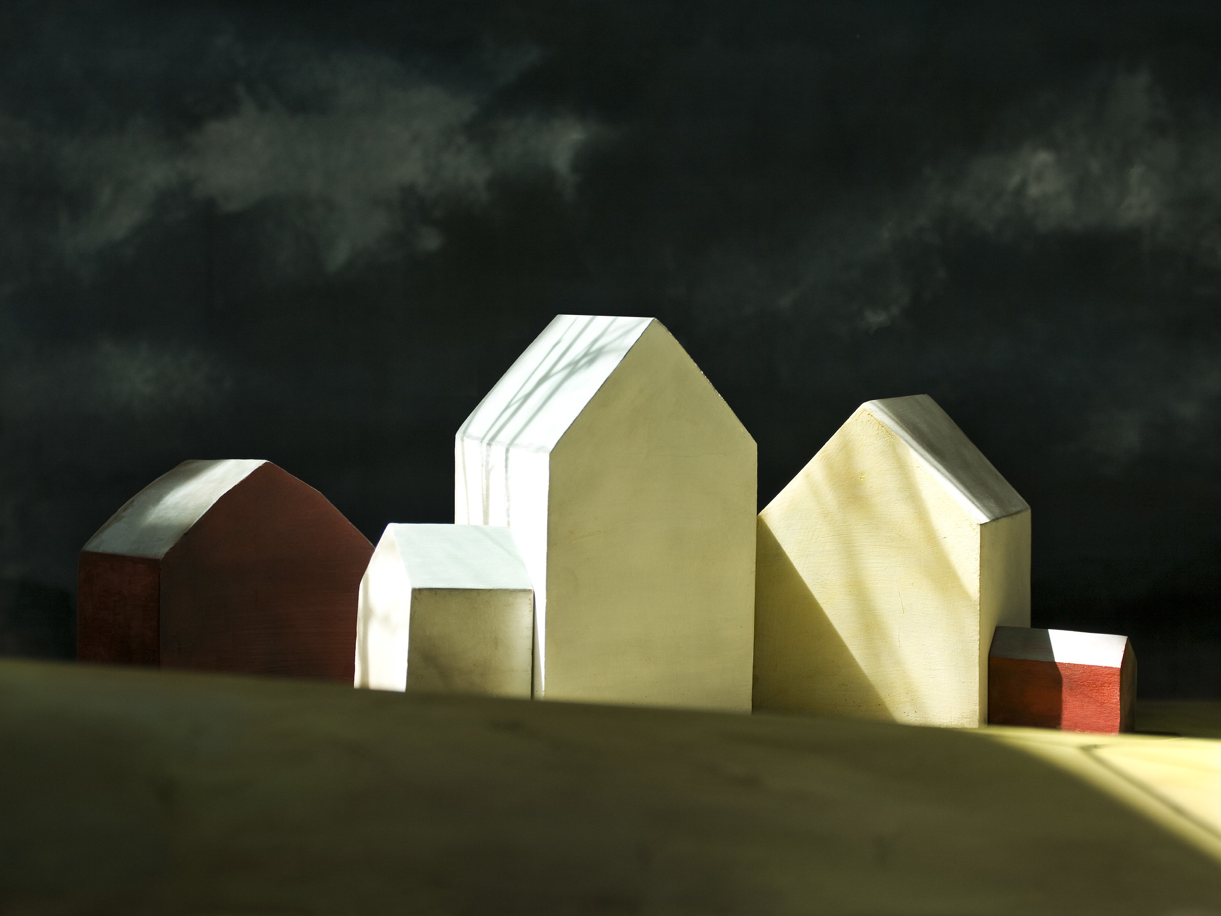 Moonlit Property, 2010, digital photograph, 31 x 39 in, edition of 10, 8 available, $3,200