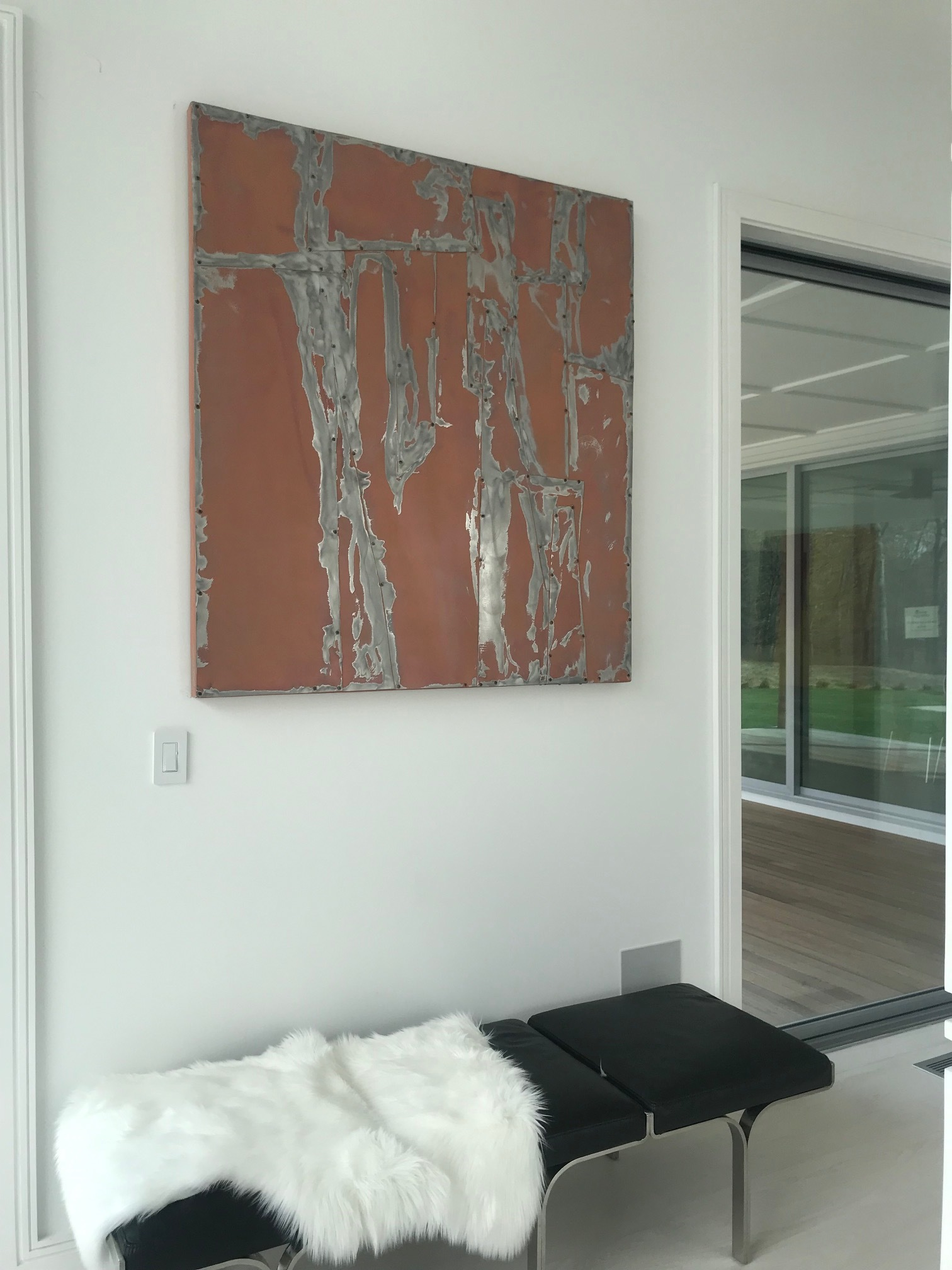 Leri's work in situ