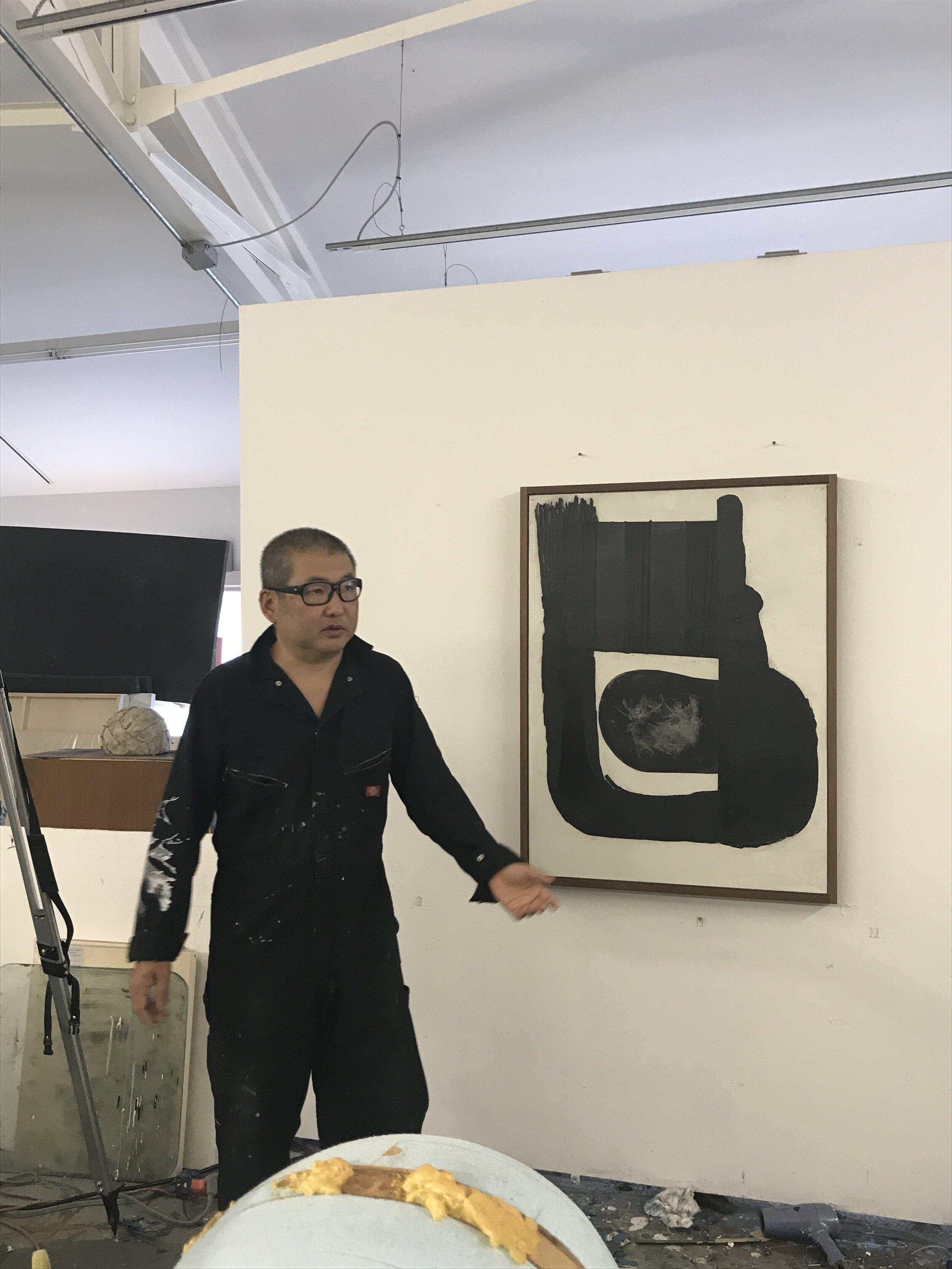 Learn more about East Hampton artist HIROYUKI HAMADA > >