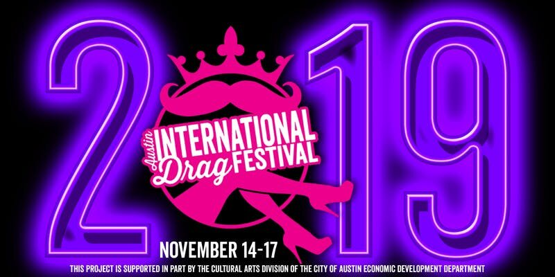 SPECIAL EVENT - Catch me this November headlining the Austin International Drag Festival for the second year running! Read my interview with Werrrk.com and then book your tickets before they're snapped up.