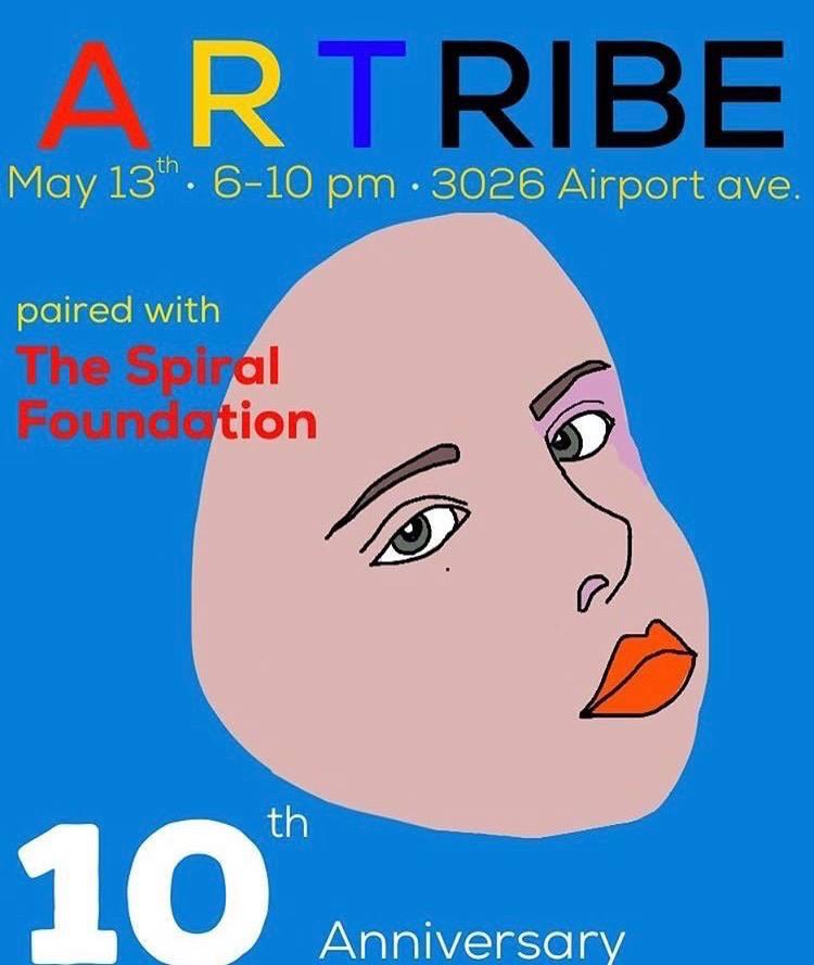 45 Art Tribe flyer.JPG