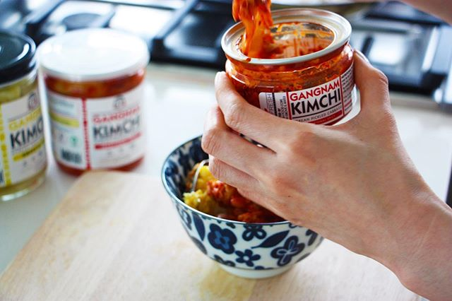 At the inaugural Chowdown in Koreatown World Kimchi Eating Championship in Chicago in 2013, Miki Sudo ate 8.5 pounds of the pickled delicacy in 6 minutes and won $1,750—as well as some serious bragging rights. Now that's dedication 🌶🥬 . . . . . #kimchi #koreanfood #food #bibimbap #tteokbokki #homemadekimchi #chicago #koreatown #jualkimchi #korea #yummy #fermentation #kitchen #foodie #ramen #mukbang #korean #contest #like #koreanbbq #halal #follow #delicious #eat #bulgogi #eatingcontest #ferment #asmr #vinegar #fermented