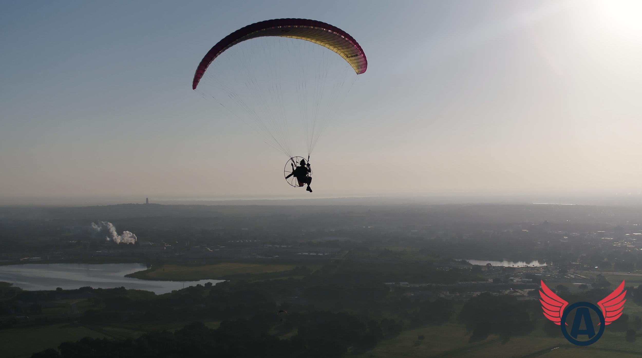 Blog — Aviator Paramotor