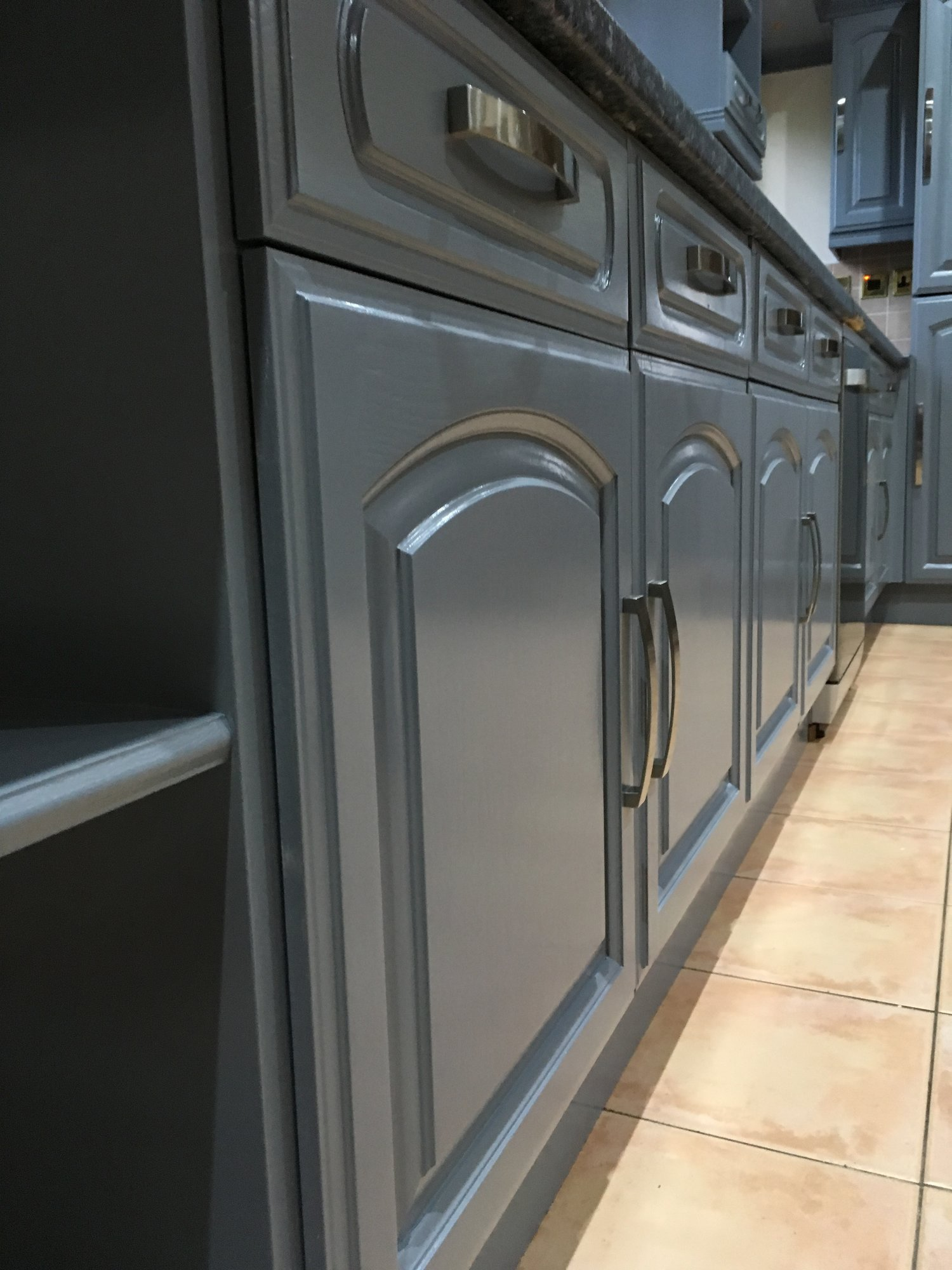 Complete kitchen Transformation -