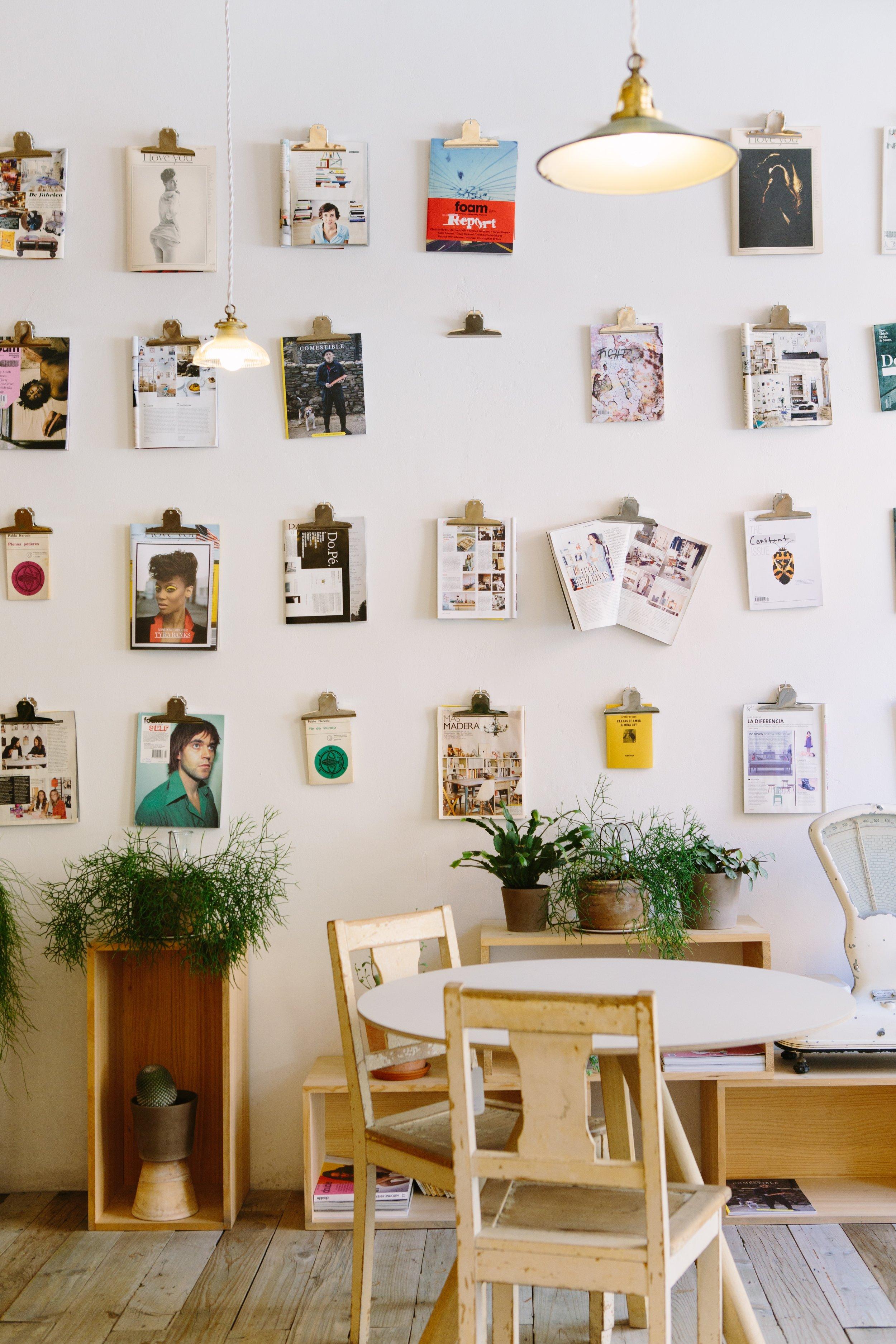 de vijf beste Belgische concept stores