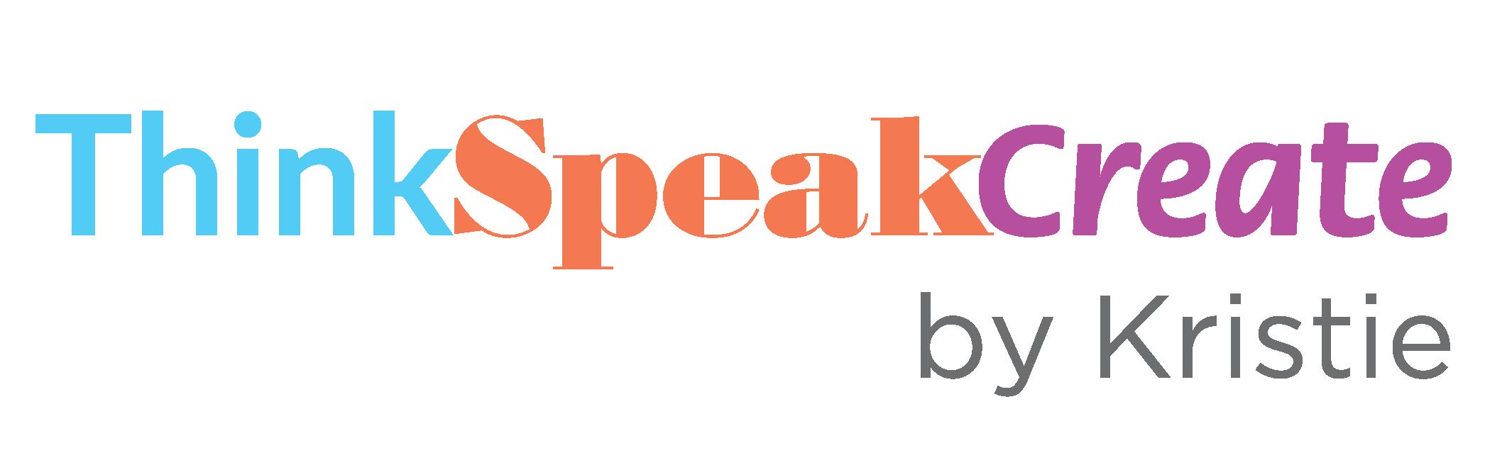 Kristie-think-speak-create logo.png