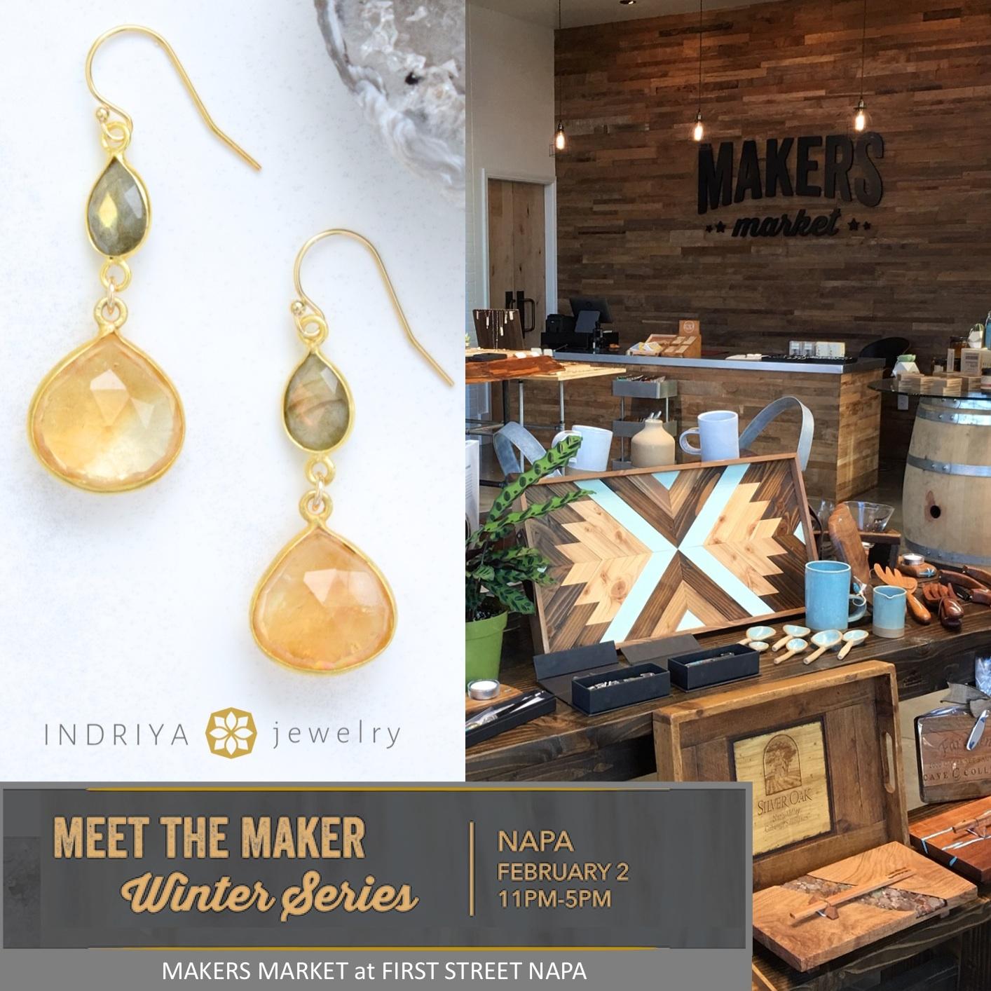Makers Market Indriya Jewelry