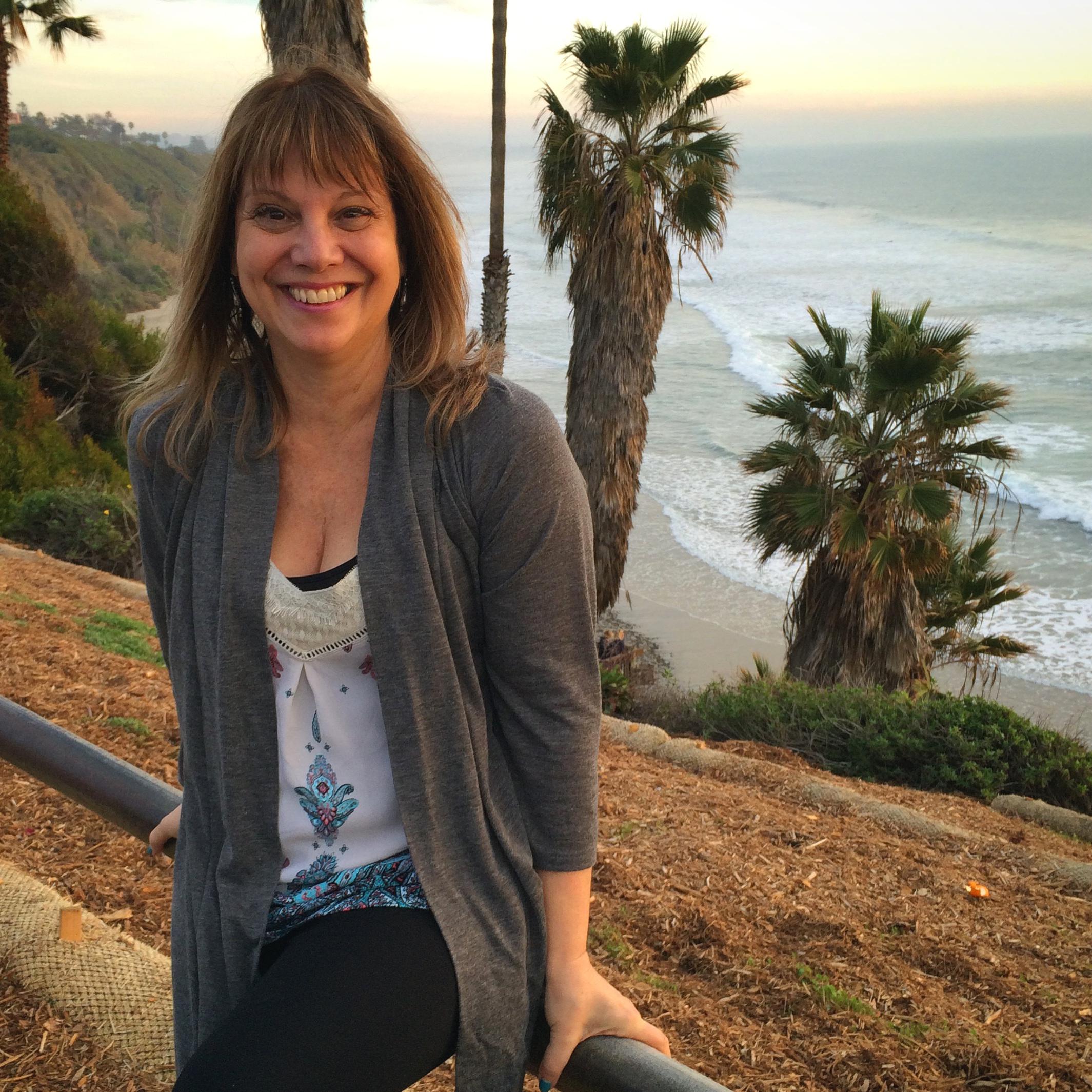 Patti Rose - Self-exploration Specialist, Journal Contributor (Jenni's mom!)