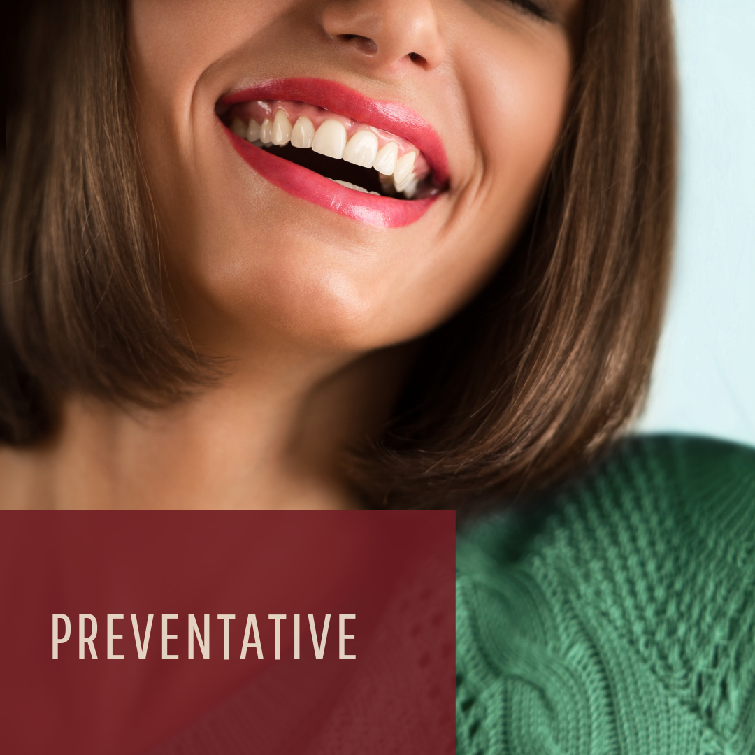 Routine Cleanings and Preventative Oral Hygiene