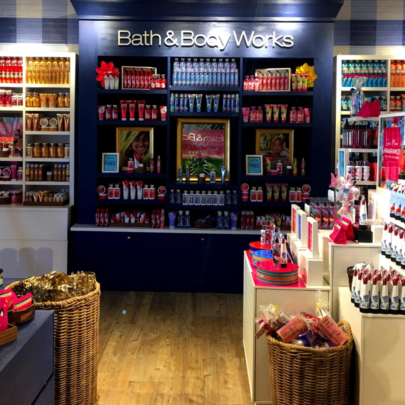 BATH & BODY WORKS  Since 1993