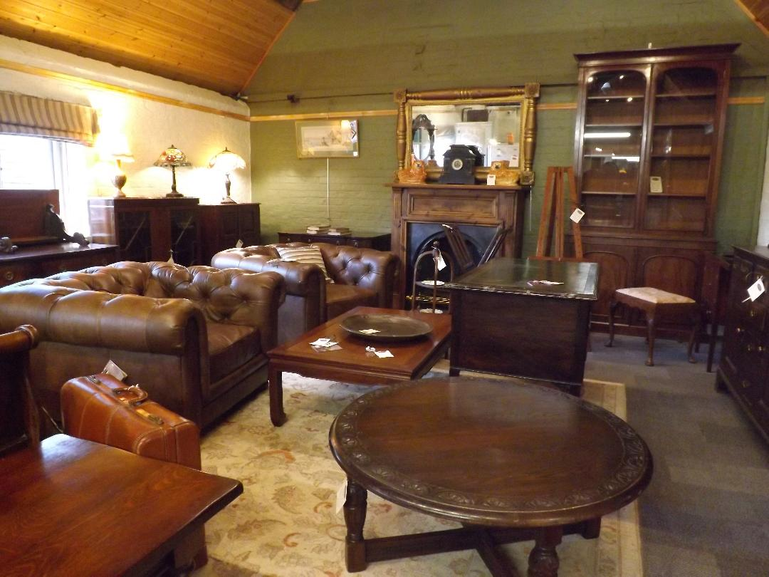 Old Mill Antiques Furniture