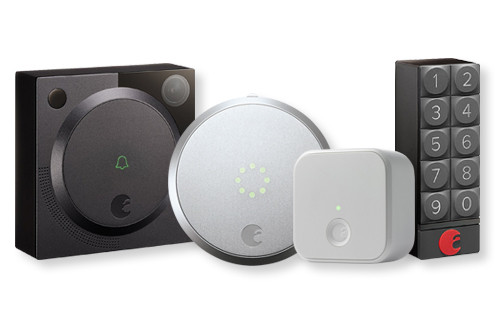 August Home Security -