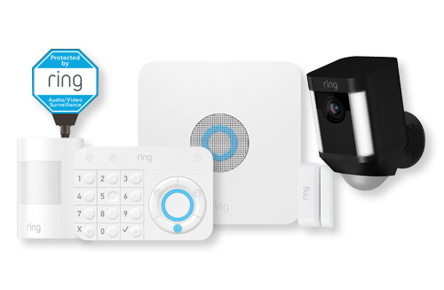 Ring Home Security -