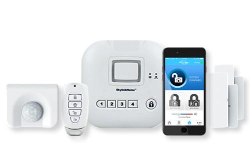 SkylinkNet Home Security -