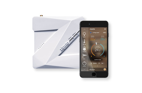 Zipato Home Security -
