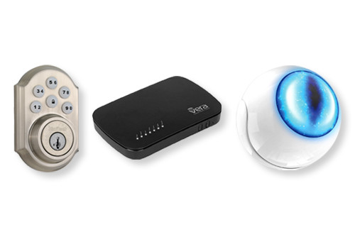 Z-Wave Security Systems -