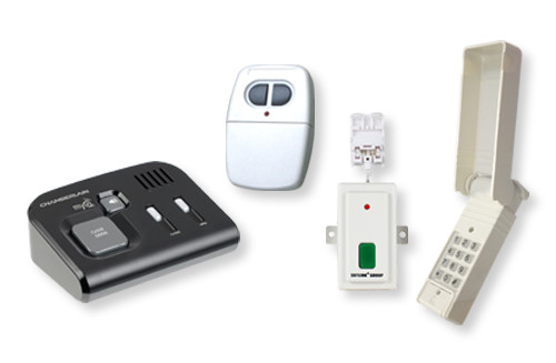 Garage Door Remotes & Keypads -