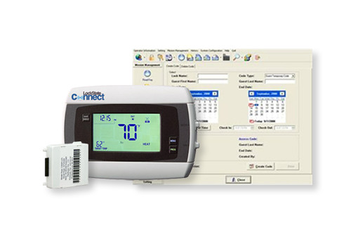 RemoteLock Thermostats & Climate Controls -