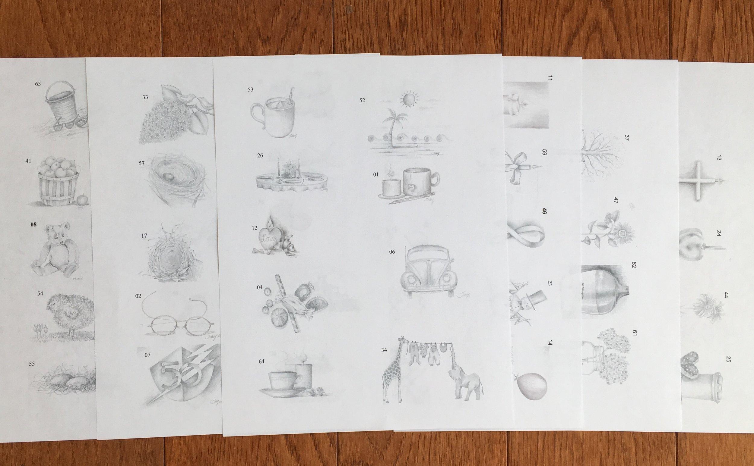 Card Design Catalog
