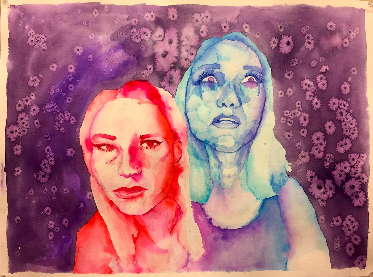 Duality Self-Portrait