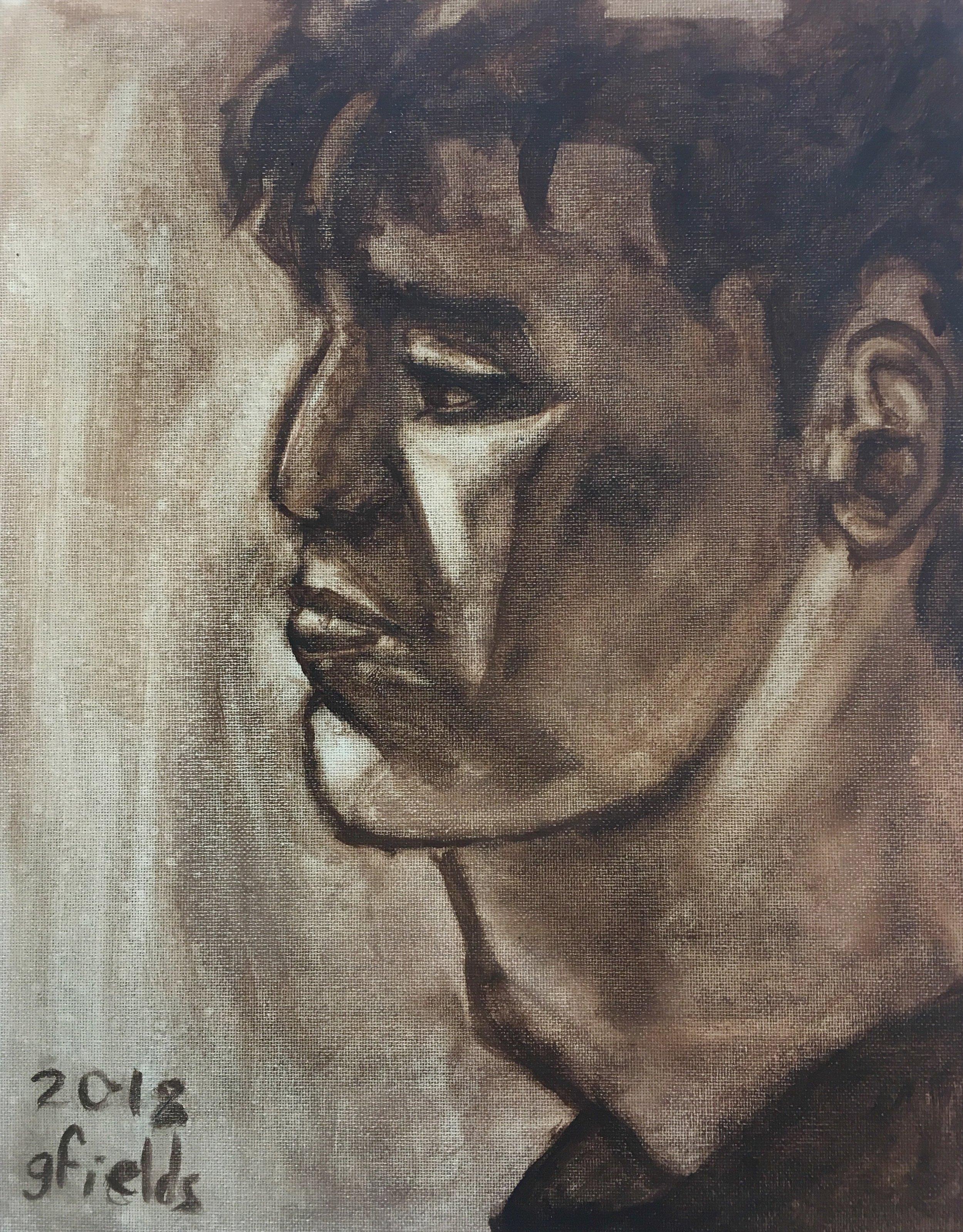 Ian (Portrait)