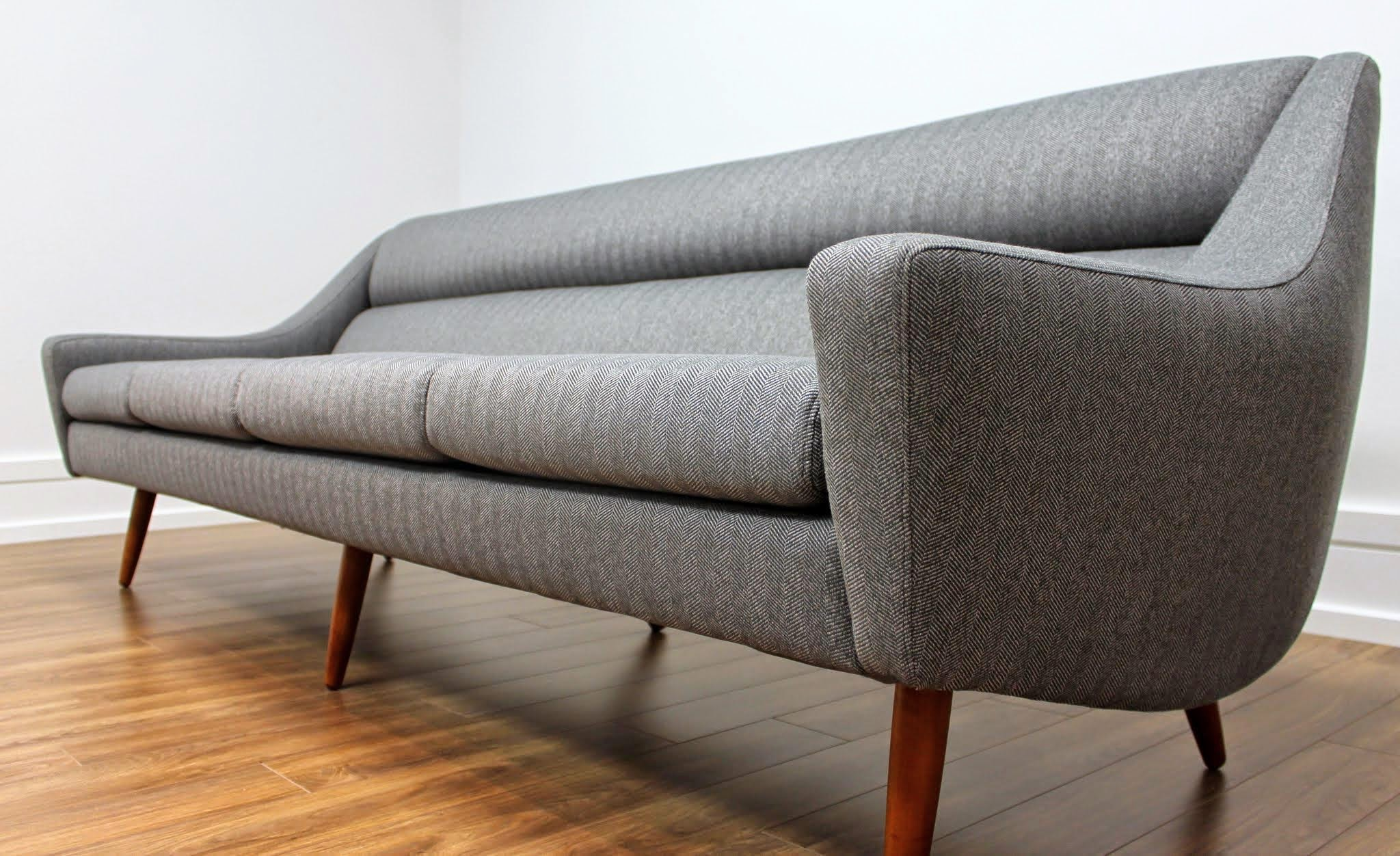 re-upholstery - whether just changing the fabric, re-enforcing the original frame, replacing all filling or all of the above.  re-upholstery allows you to revive your current furniture.