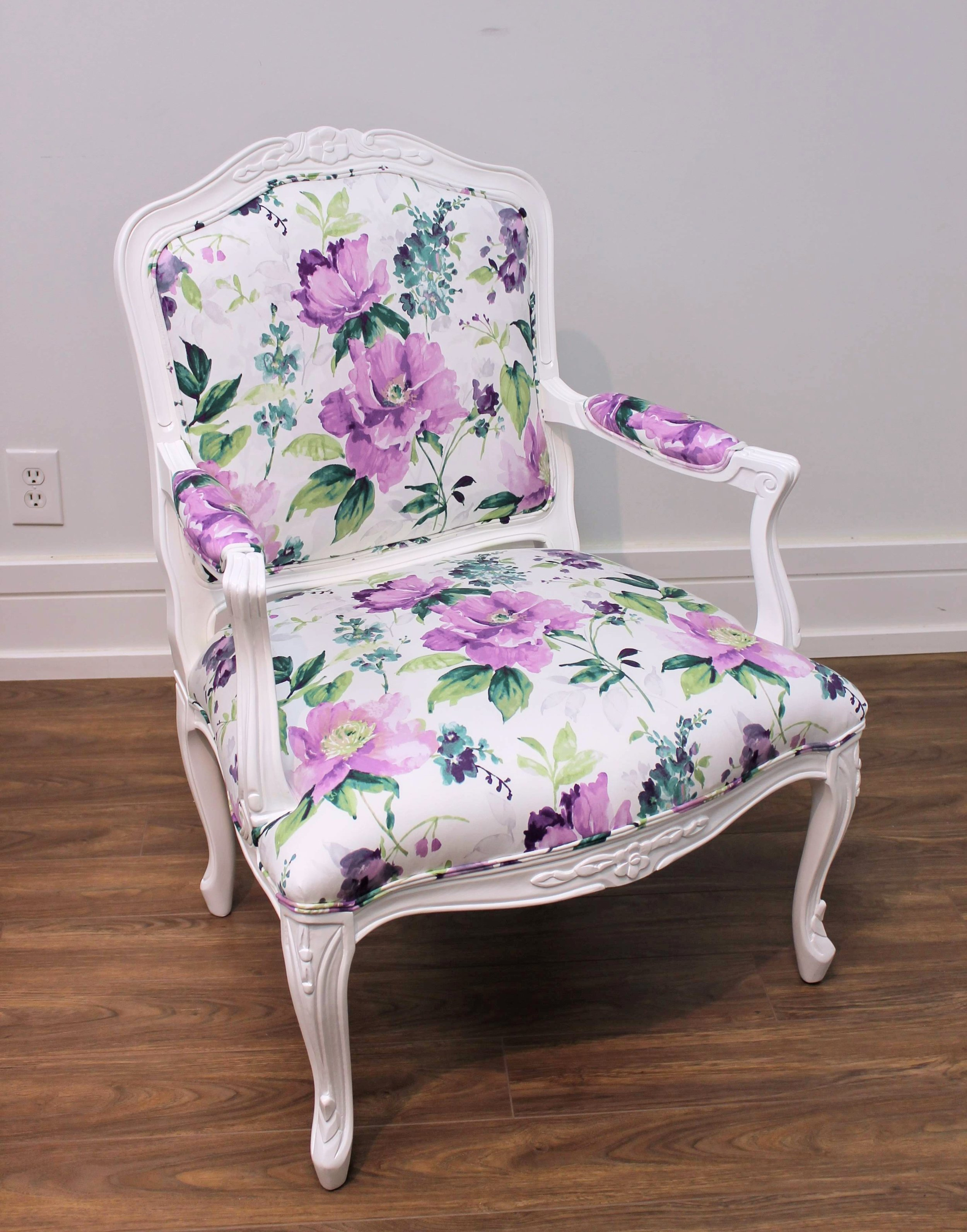 chair re-upholstery