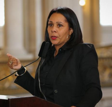 Executive Director San Francisco Human Rights Commission Sheryl Evans Davis