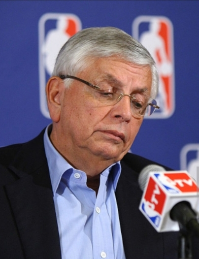 Former NBA Commissioner David Stern